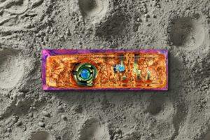 Mars Custom Keycaps 165