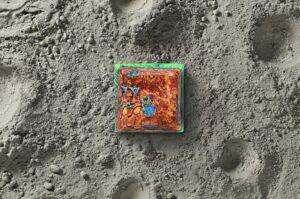 Mars Custom Keycaps 174