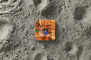Mars Custom Keycaps 177