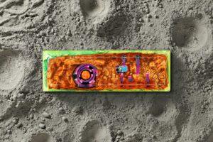 Mars Custom Keycaps 180