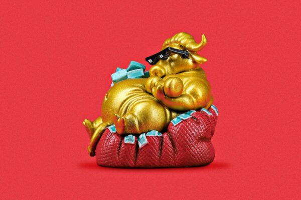 Zodiac Ox Keycaps 002